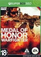 Medal Of Honor: Warfighter  [FullRus] XBOX