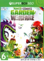 Plants vs Zombies Garden Warfare (Английская версия) XBOX