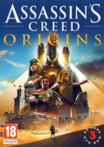 ASSASSIN`S CREED ORIGINS (ОЗВУЧКА) 3DVD (ТРИ DVD)