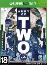 ARMY OF TWO XBOX360