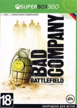 Battlefield: Bad Company (Русская версия) X-BOX360