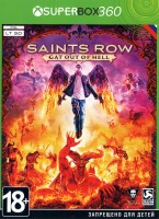 Saints Row: Gat out of Hell (Русская версия) Xbox