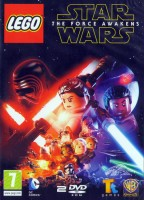 LEGO STAR WARS: THE FORCE AWAKENS (ЛИЦЕНЗИЯ) [2DVD]