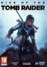 RISE OF THE TOMB RAIDER [2DVD]