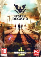 STATE OF DECAY 2 (ЛИЦЕНЗИЯ) - зомби-action (только под Windows 10)