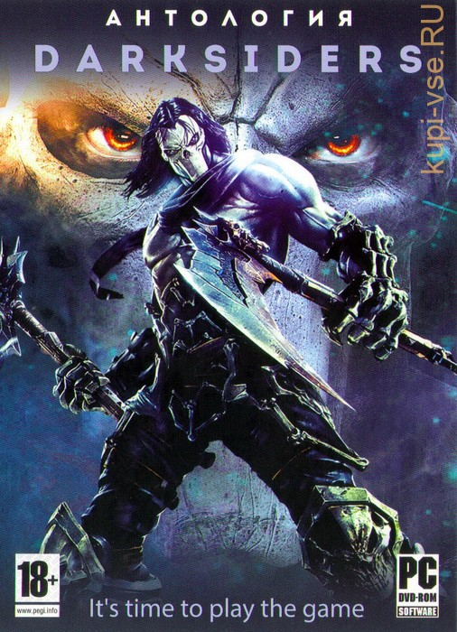 АНТОЛОГИЯ GC: DARKSIDERS (2 В 1)