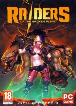 RAIDERS OF THE BROKEN PLANET - фантастический шутер от 3-его лица