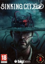THE SINKING CITY [2DVD] - action / horror