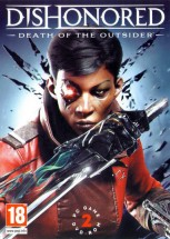 DISHONORED: DEATH OF THE OUTSIDER [2DVD]