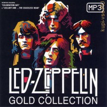 "LED ZEPPELIN. GOLD COLLECTION (Включая альбомы ""Celebration Day"" и ""Lullaby And ...The Ceaseless Roar"",  СБОРНИК MP3)"