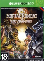 Mortal Kombat vs. DC Universe X-BOX360