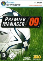 Premier Manager 09 Full DVD
