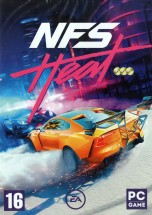 NEED FOR SPEED: HEAT (ОЗВУЧКА) [3DVD]