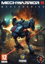 MECHWARRIOR 5: MERCENARIES [2DVD] - Action, shooter