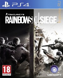Tom Clancy's Rainbow Six: Осада для PS4 б/у