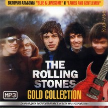 "THE ROLLING STONES: GOLD COLLECTION (ВКЛЮЧАЯ АЛЬБОМЫ ""BLUE & LONESOME"" И ""LADIES AND GENTLEMEN"") (СБОРНИК MP3)"