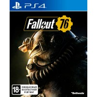 Fallout 76 для PS4 б/у