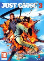 JUST CAUSE 3 (ОЗВУЧКА) [2DVD]