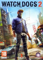WATCH DOGS 2 (ОЗВУЧКА) [2DVD]