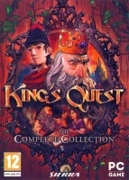 KING`S QUEST: THE COMPLETE COLLECTION (РУССКАЯ ВЕРСИЯ)